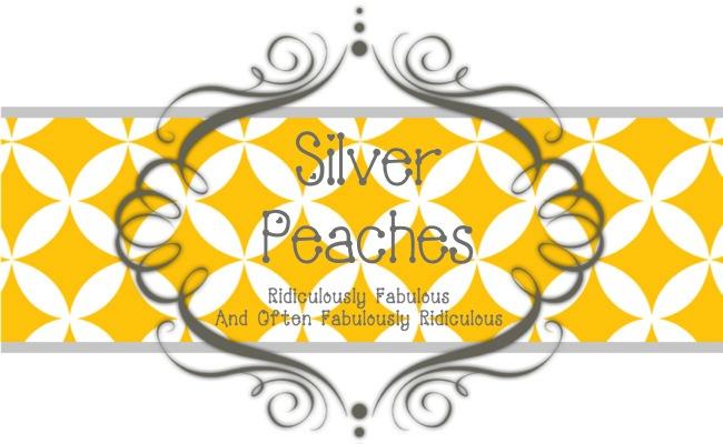 Silver Peaches