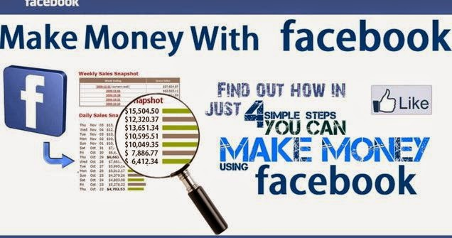 making money on facebook quickly