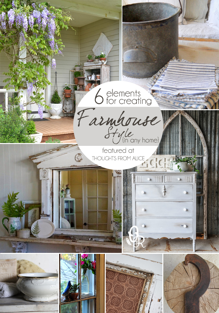 Sundays At Home No 16 6 Elements For Creating Farmhouse