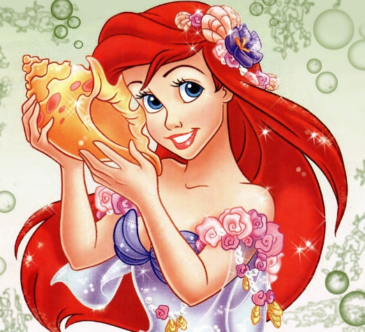 Baú de Figuras: Princesas Disney, Princesa Ariel imagens para ...