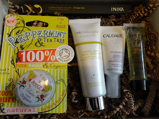 The Natural Box from Glossy Box
