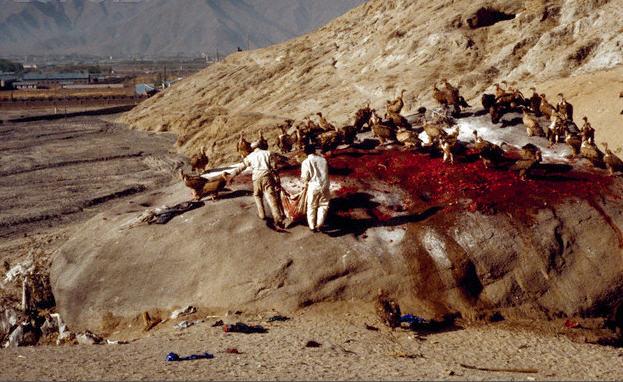 Ritual Penguburan Mayat Paling Sadis diDunia