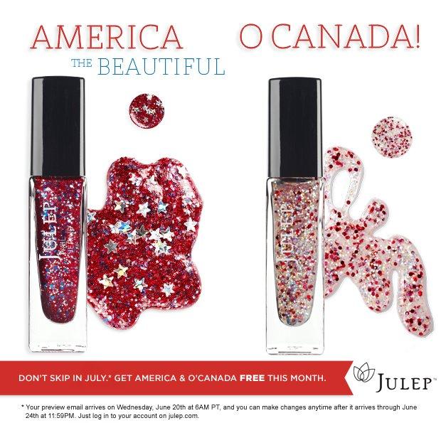 Oh my Julep! - Adore A Polish: A simple beauty blog