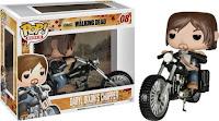 Funko Pop! Rides Daryl Dixon's Chopper