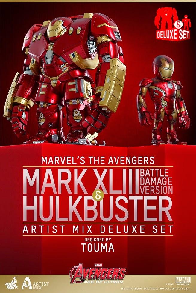 Action Figures: Marvel, DC, etc. - Página 2 Hot-toys---avengers---age-of-ultron---artist-mix-figures-designe-121030