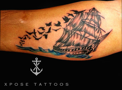 Tattoo Artist India, Best Tattoo Studio In India, Tattoo In India, Tattoo in Jaipur, Jaipur Tattoo, Xpose Tattoos