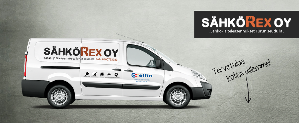 SähköRex Oy | Asiantuntevaa palvelua