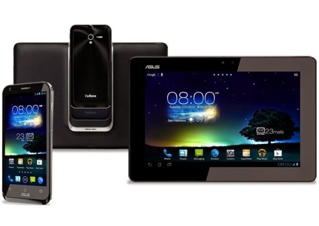Asus Padfone S, Harga dan Spesifikasi Tablet Quad Core Kamera 13 MP
