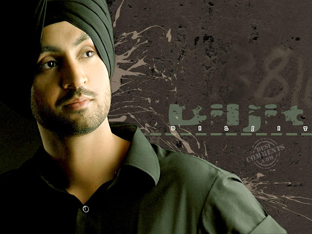 Diljit Dosanjh Cool Photo