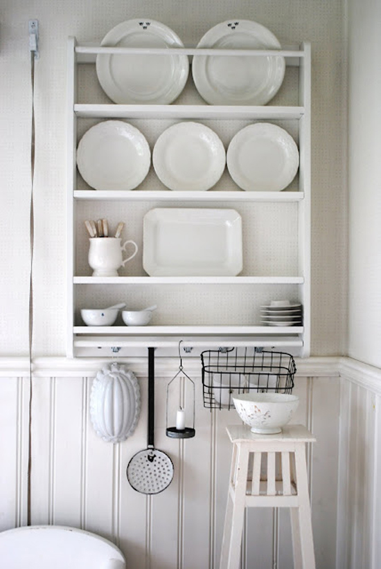Kitchen whites decor inspiration