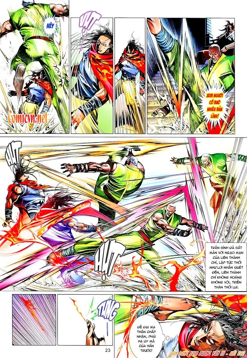 Phong Vân chap 642 Trang 23 - Mangak.info