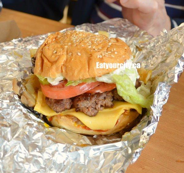 foodfranchises five guys burgers fries franchise