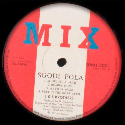E & S Brothers - Sgodi Pola