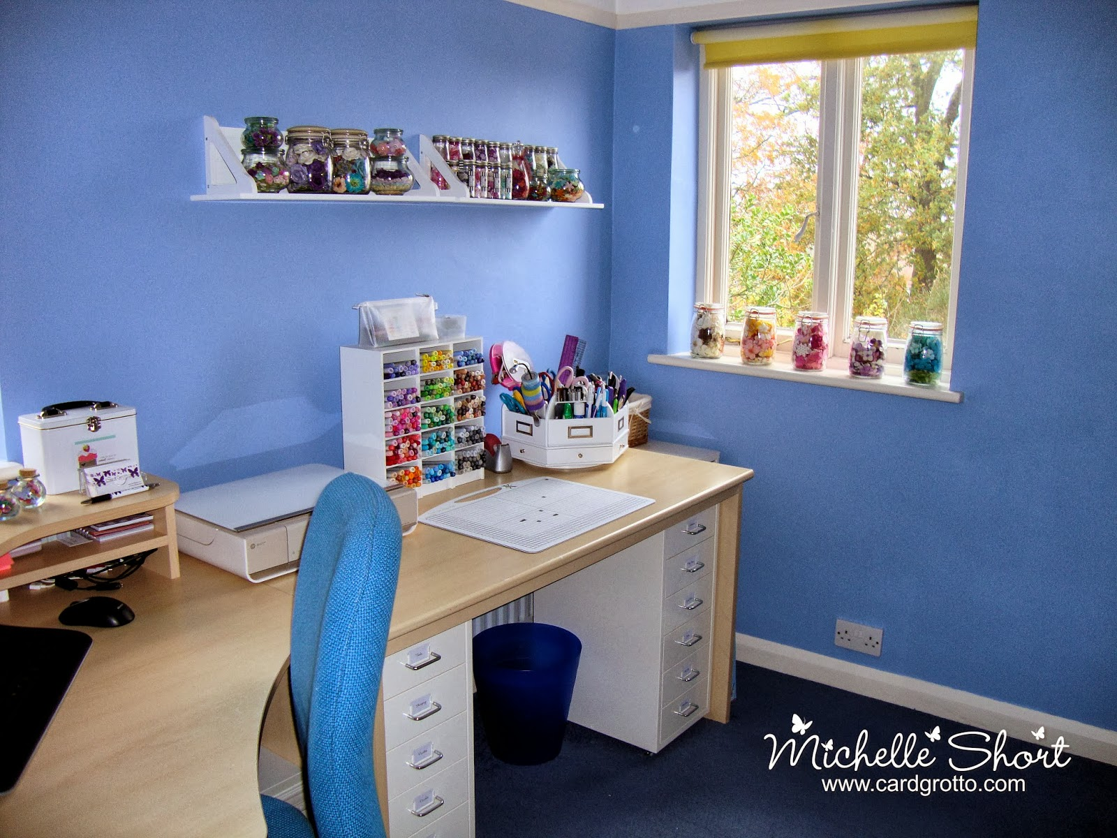 The Card Grotto CRAFT ROOM