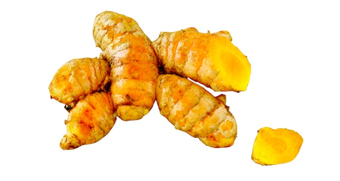 what does fresh turmeric look like