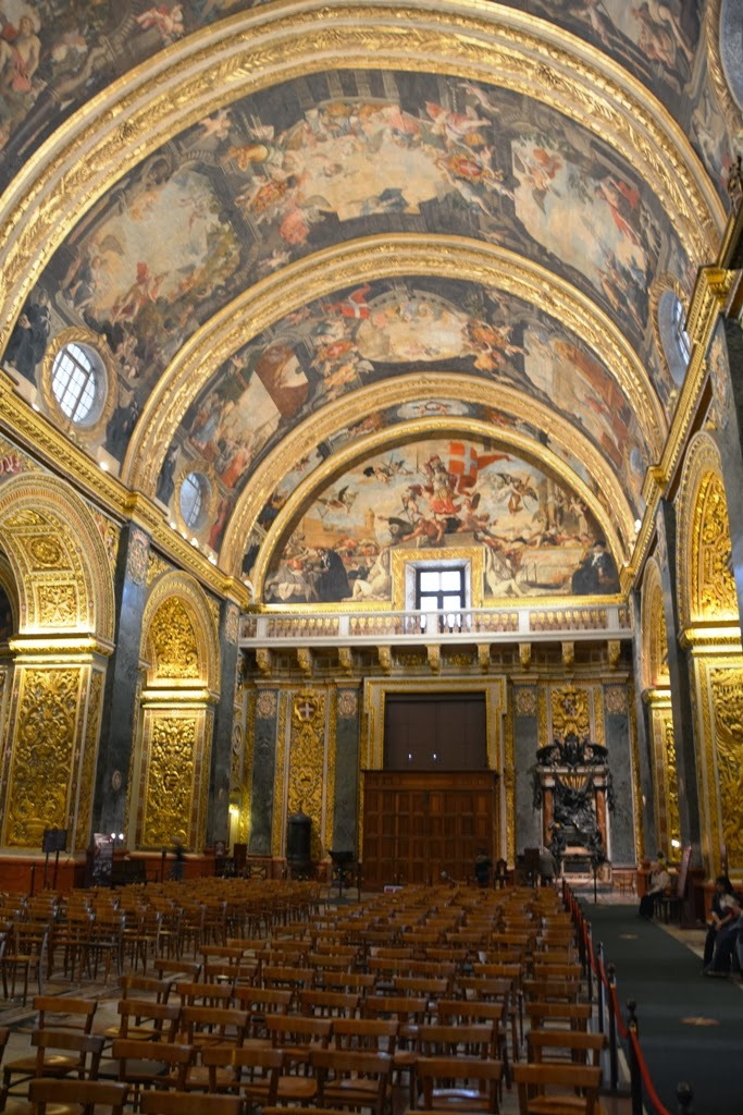 St Johns Cathedral Valleta