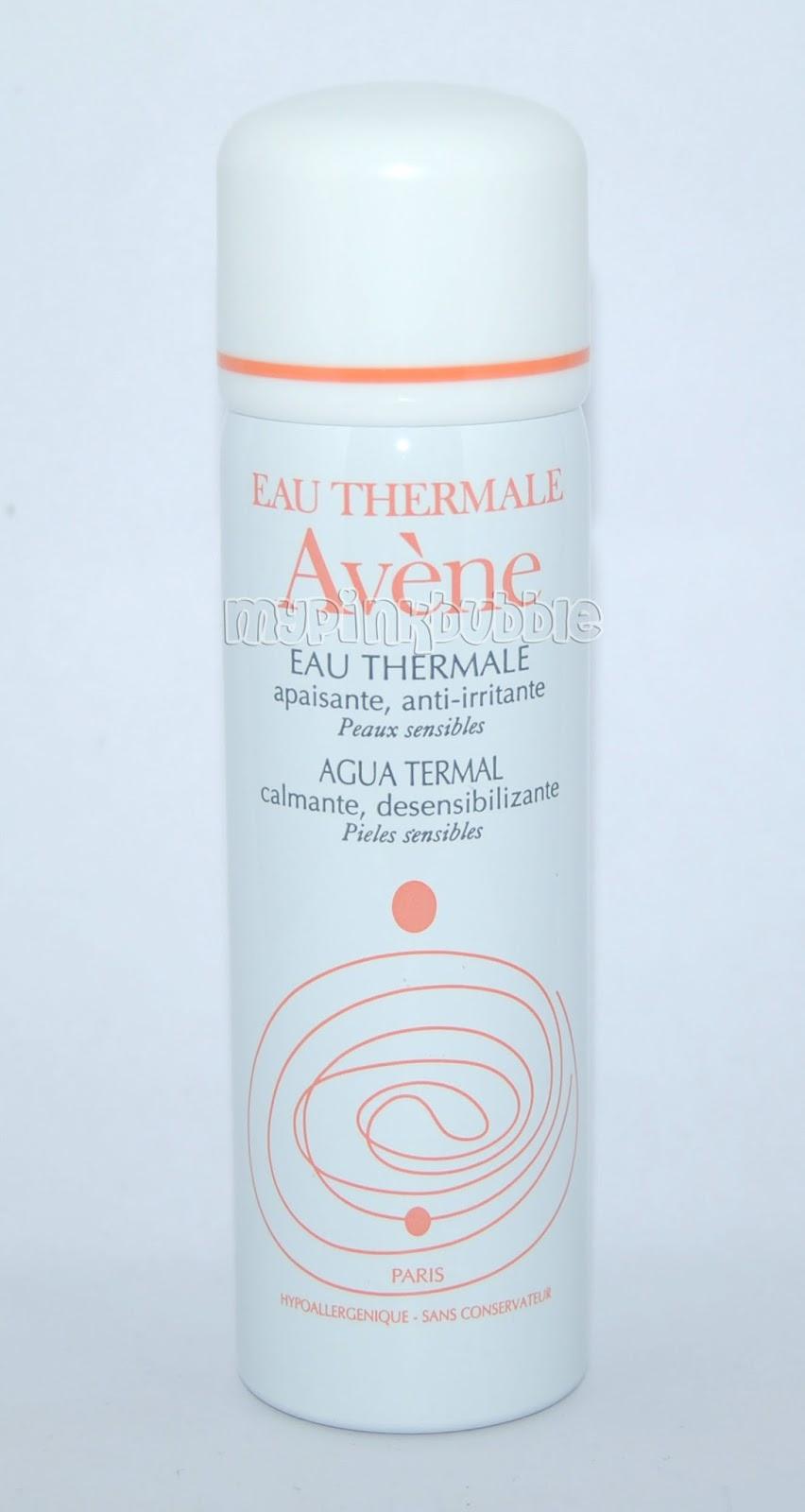 Avene Agua termal