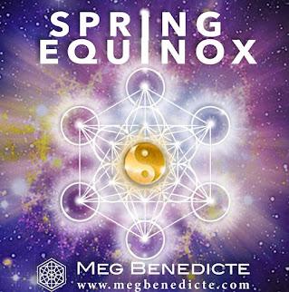 Meg Benedicte ~ Tagundnachtgleiche Aufstiegswelle ~ 16. März 2019