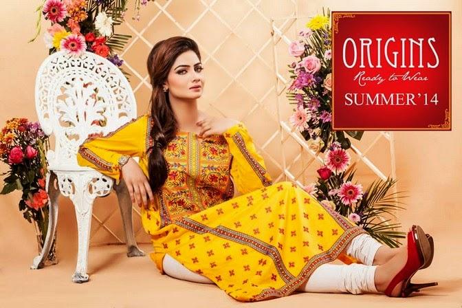 OriginsSummerDressesNewArrivals2014 Fashionhuntworldblogspot 11  - Origins Summer Dresses New Arrivals 2014