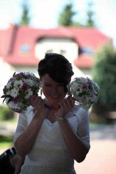 Bransoletka ślubna sutasz