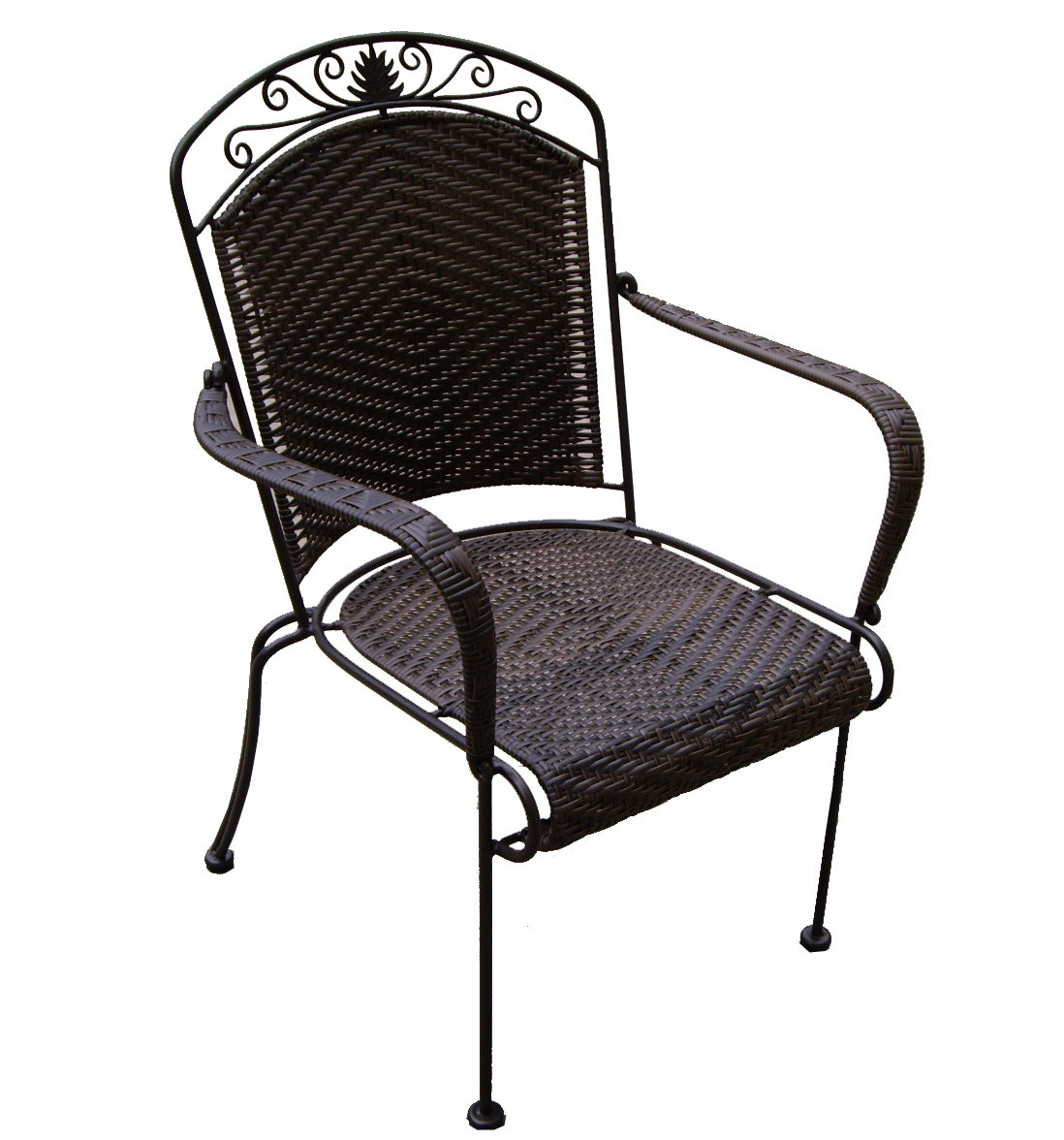 Wrought iron chairs designs furniture gallery for Wrought iron furniture