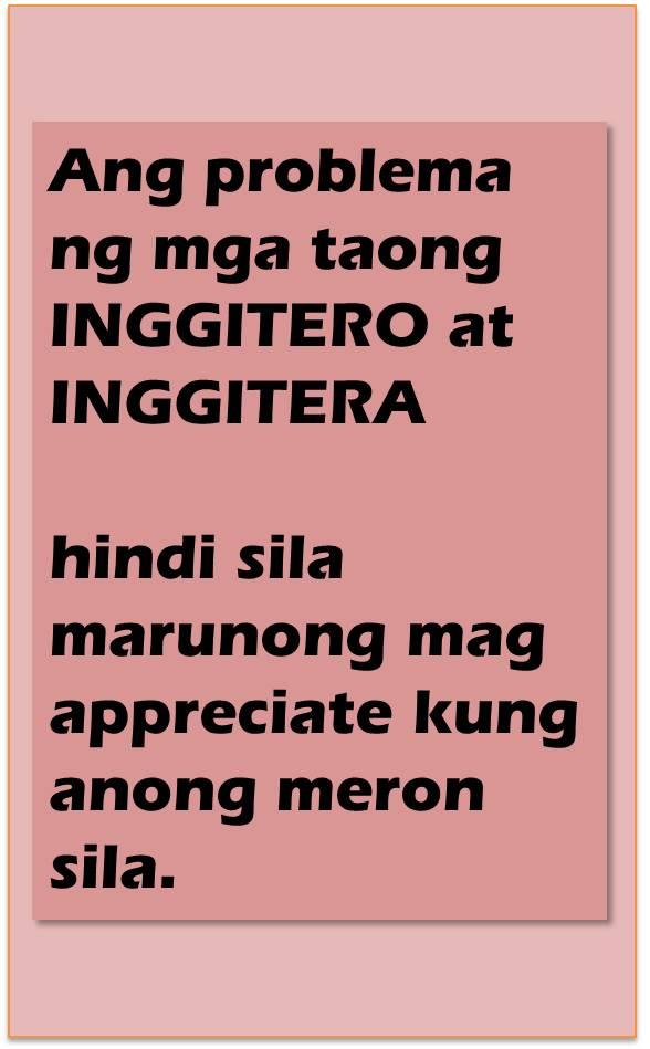 Tagalog maldita quotes