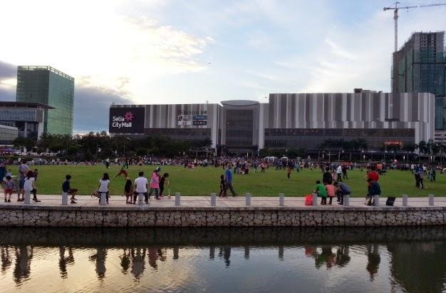 Setia City Park,Setia Alam.