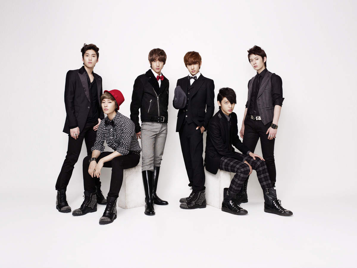 Asian Band Group ♪♫: [Spam] Boyfriend  I39;ll be There Photos