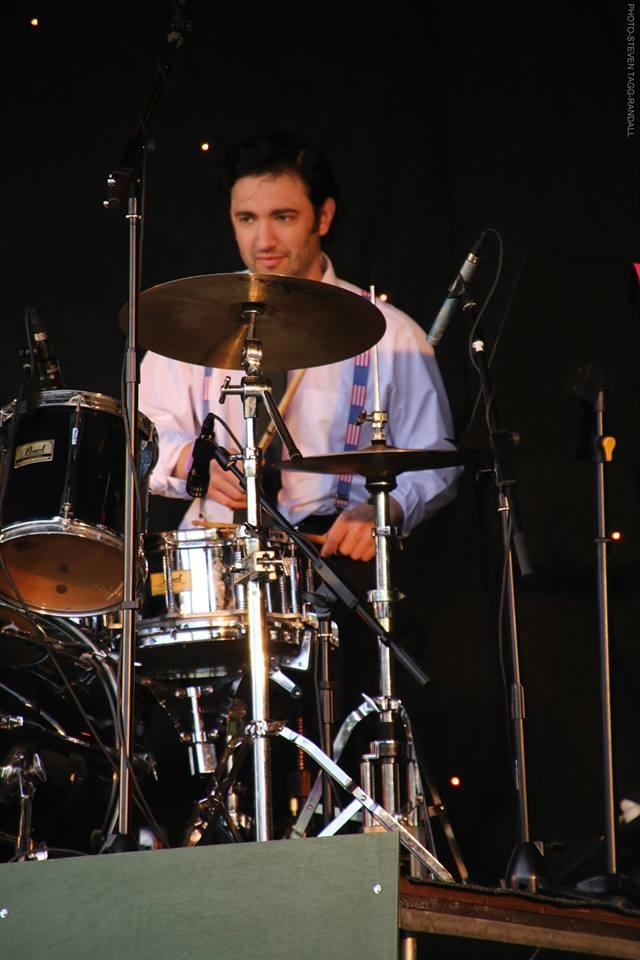 Adam Trisk - Drums