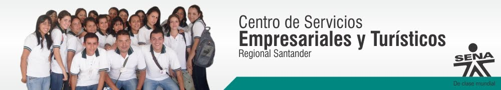Centro de Servicios Empresariales y Tursticos - SENA Regional Santander