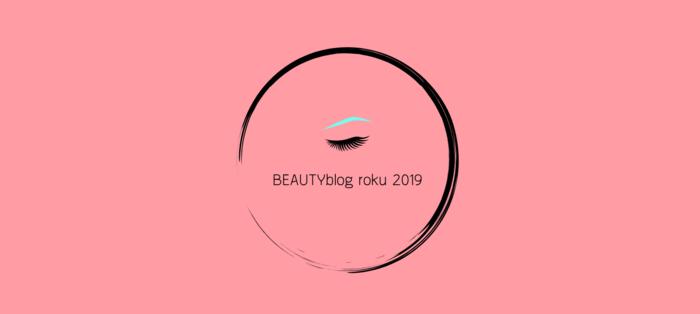 8. místo v soutěži BEAUTYblog roku 2019