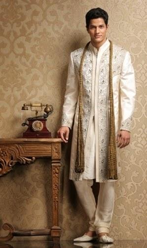 Wedding Day Sherwani