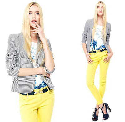 Lookbook Stradivarius Abril 2012