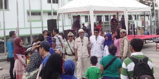 tempat selfie paling meriah di Bandung