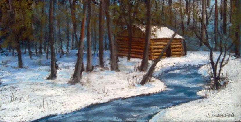 https://www.etsy.com/listing/178482301/winter-cabin-original-pastel-painting?ref=listing-shop-header-2