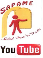 Canal Sapame en Youtube