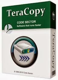 برنامج tera copy 2014 لتسريع نسخ الملفات للكمبيوتر