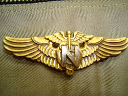 Flight Nurse Pin