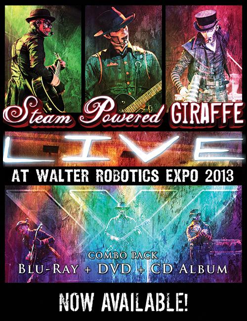 http://www.steampoweredgiraffe.com/LiveWRX2013VID.html