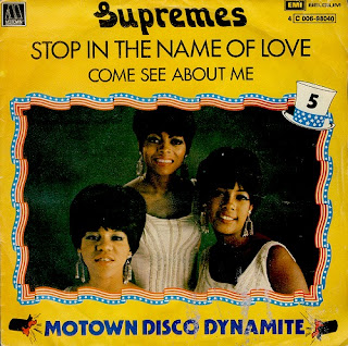 Stop in the Name of Love - Supremes