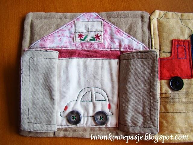 otwarty garaż, auto, open garage, car
