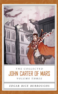 Fashion and Action: John Carter of Mars Collected - New Covers by Alex