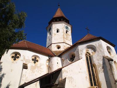 Iglesia de Prejmer