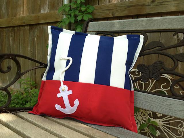 Ship Anchor Outdoor Decor1