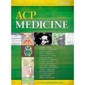 ACP Medicine 3rd Edition PDF