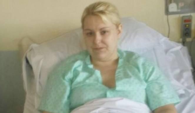wanita sakit CVS langka