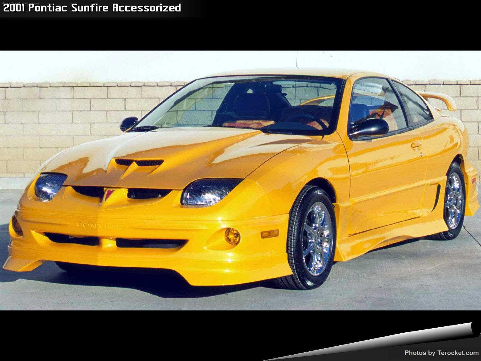 Hình ảnh xe ô tô Pontiac Sunfire Accessorized 2001 & nội ngoại thất