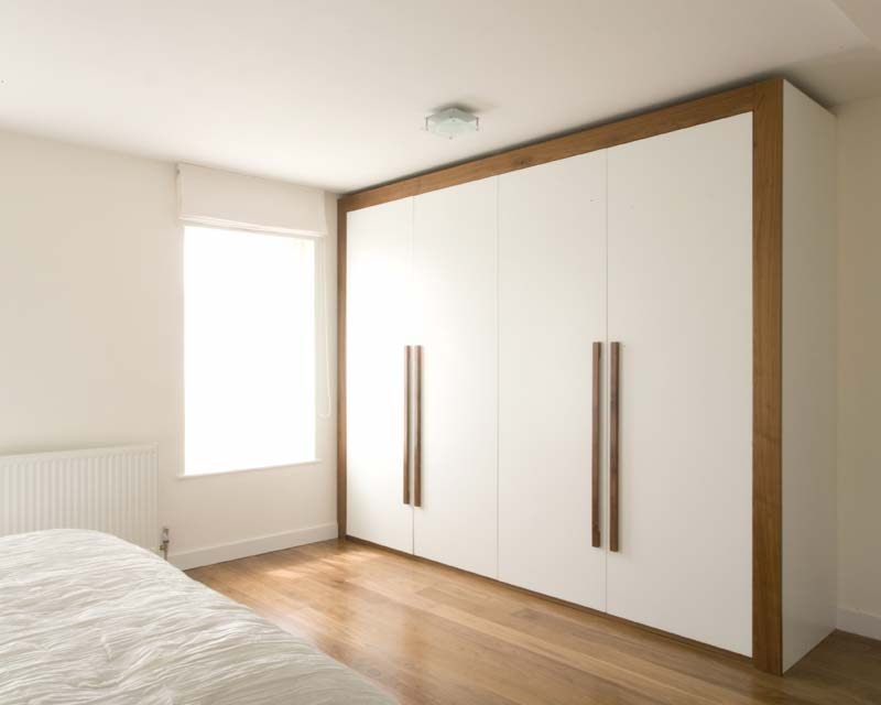 Home interior designs bedroom cupboard designs for Bedroom built in wardrobe designs