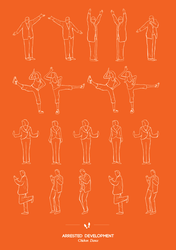 how to do the chicken dance step by step