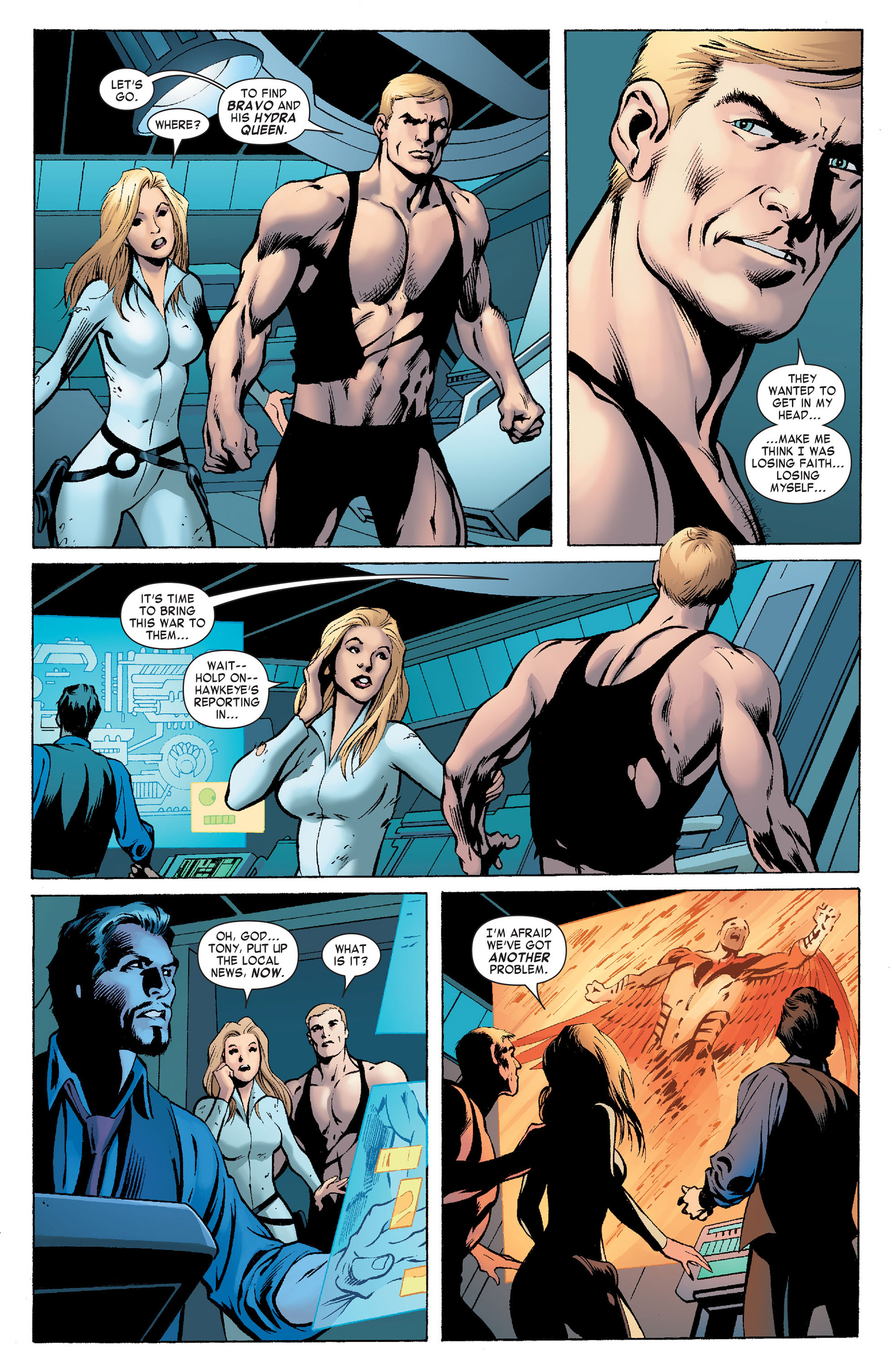 Captain America (2011) Issue #10 #10 - English 6